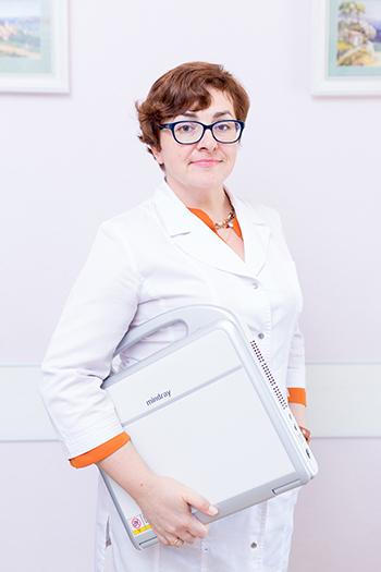 Фото Лунёва Ольга Сергеевна